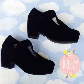 BREEZT BLUDRU HIGH HEELS/PLATFORM/wedges