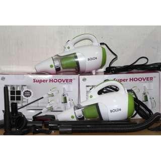 Vacuum Cleaner Merek Bolde Super Hoover Alat Sedot Debu Bagus