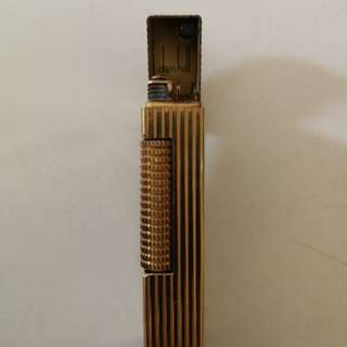 Dunhill Lighter 14C.Gold