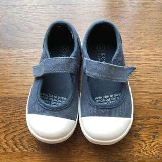 Seed Heritage Strap Shoe