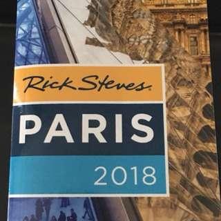 Travel Guide: Rick Steves Paris 2018