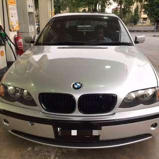 BMW E46 MSPORT