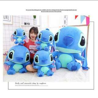 Stitch stuff toy