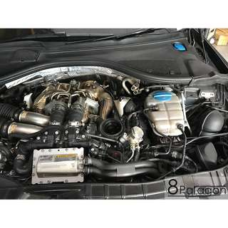 Audi RS-6 Car Maintenance Servicing