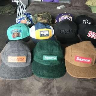 MENS BASEBALL DAD CAPS AND HATS