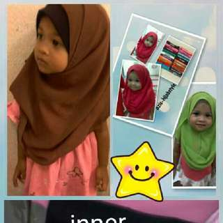 Instant Shawl +inner