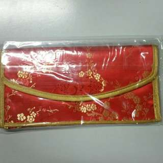 Brand new red packet organiser