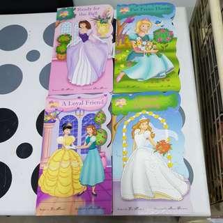 Pretty Princess series (4books)