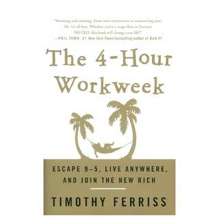 [$1] The 4-Hour Workweek