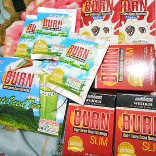 Burn Slim products forsale