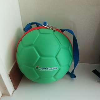 Cold Storage Run-Soccer Ball Bag