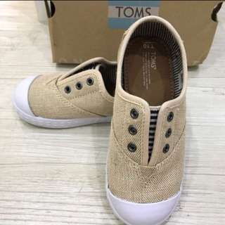 TOMS Zuma Natural Burlap Shoe