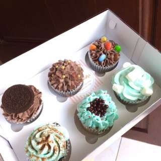 Cupcakes Bisous