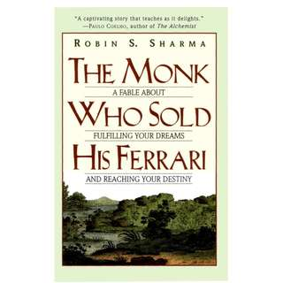 [$1] The Monk Who Sold His Ferrari