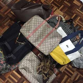 Authentic Luxury Preloved Bags