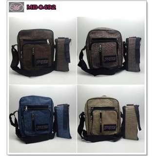 CODE: MB-0492 2in1 Jansport