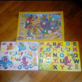 Barney jigsaw Puzzles bundle deal