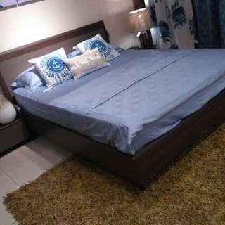 Kredit Queen Bed Set Olexa Dp 0%