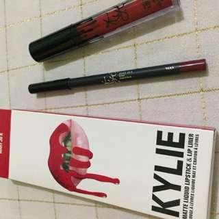 Kylie cosmetic mary jo k lip kit