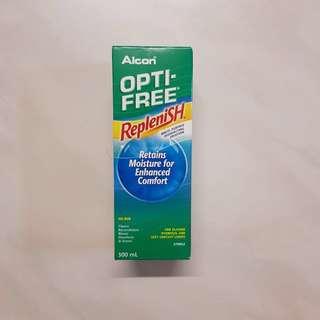 BNIB Alcon opti free replenish multi-purpose disinfecting solution contact lens solution