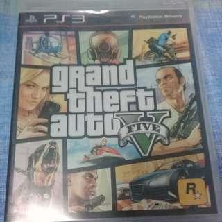 PS3 Games: GTA V