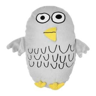[IKEA] SAGOSKATT Soft Toy / Owl
