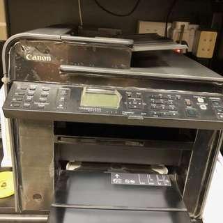 Canon Mono Laser All In One Printer