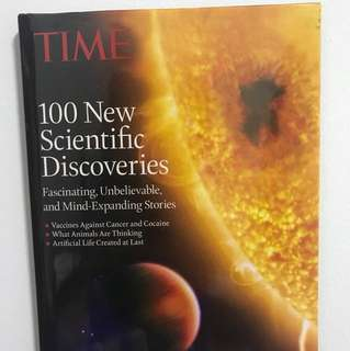 TIME: 100 New Scientific Discoveries