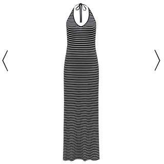 Halter-top Maxi Dress, size 8