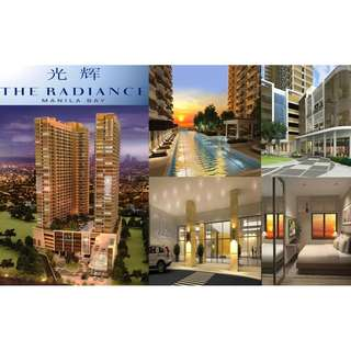 1 bedroom condominium with balcony near Mall of Asia, Roxas Blvd, RFO, Rent to own