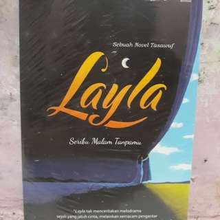 Novel Tasawuf Layla