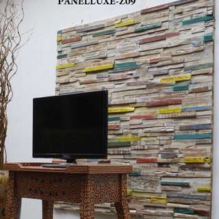 wooden 3d wall panels