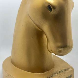 Ban Hin Lee Bank Horse Coin Bank
