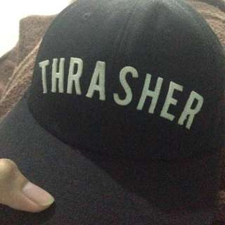 6 pannel huf x trasher
