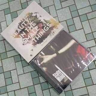 Jon Cheong x 2CDs