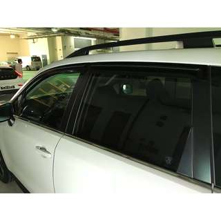 Subaru Forester Window Visors