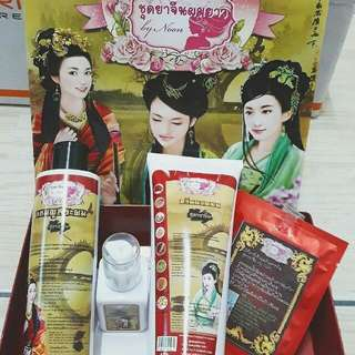 Haircare By Noon (Chinese Herbal Shampoo Set)