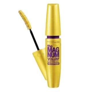 Mascara Maybelline The Magnum Volum Express