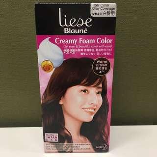Liese Warm Brown dye