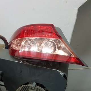 Honda city tail lamp