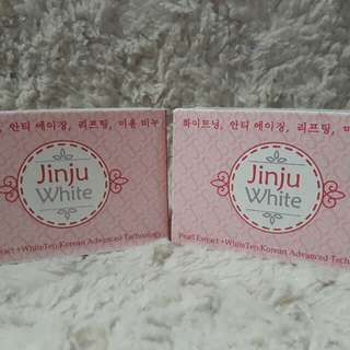 Jinju White Soap