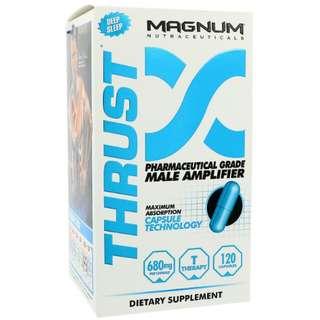 Magnum Nutraceuticals, Thrust, Male Amplifier, 120 Capsules