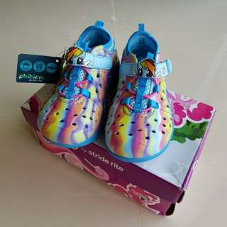 BNIB My Little Pony Stride rite shoes