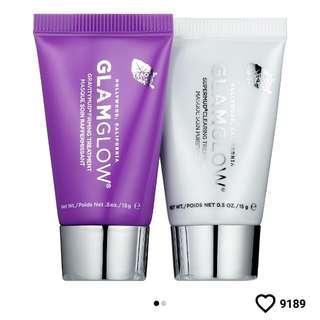 Glamglow Gravitymud Firming Treatment (purple) ONLY