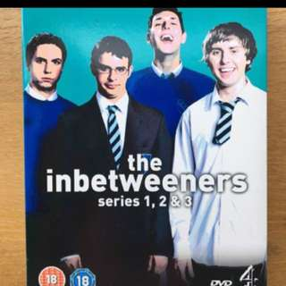InBetweeners Dvd set