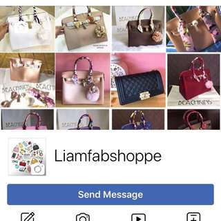 Original and Authentic products (Online Page)