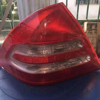 W203 Rear lamp