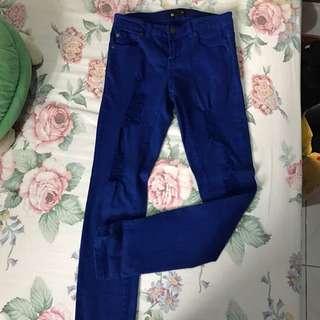Forever 21 Semi-High Waist Jeans