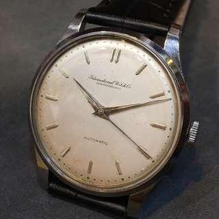 IWC Schaffhausen Cal.853 Automatic Mens Watch 35mm