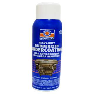 Permatex Heavy-Duty Rubberized Undercoating